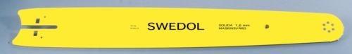 """SWEDOL Schiene 21"""" 64 cm 1,6 WM"""