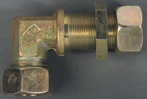90° Schottadapter 8-S M16