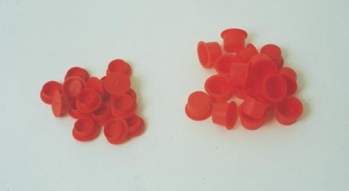 "Plastikstopfen 7/16"" - 1/2"" JIC 100 Stk"