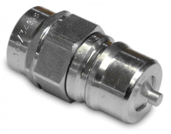 Schnellkupplung Landmaschinenserie Stecker metrisch AG