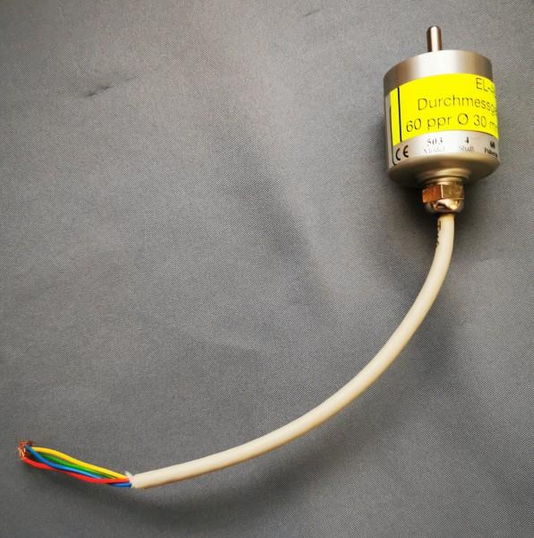 Durchmessergeber Silvatec 60 ppr Welle 4 mm