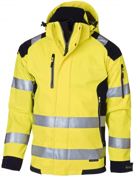 Wexman Warnjacke High-Vis Pro gelb