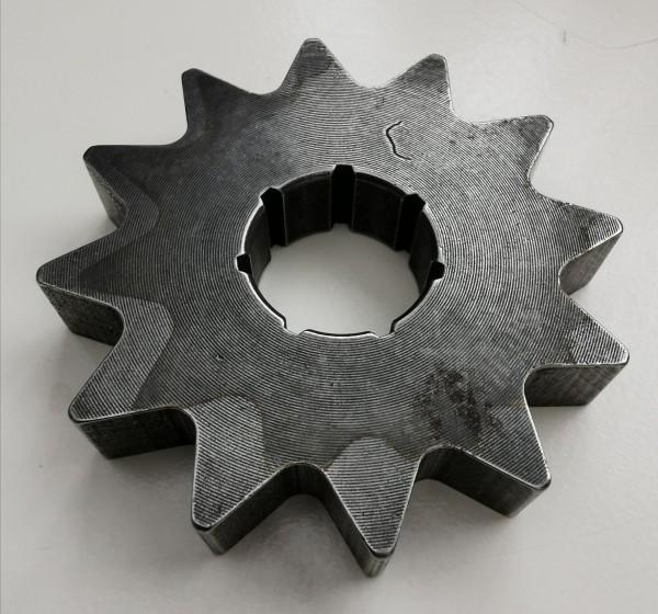 Sternkettenrad 12 Z / DU 22,5mm