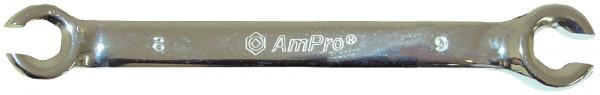 Überwurfmutterschlüssel AMPRO