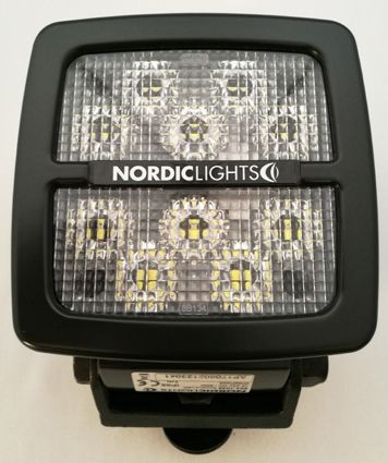 LED Scorpius 12-24V 50W WideFlood/breit