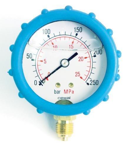 Manometer 0-600 bar