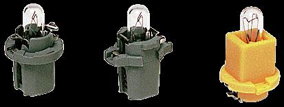 Glühbirne Philips 24V 1,2W Plastiksockel