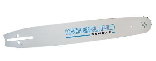 """IGGESUND Motorsägenschiene .325"""" 1,5 mm"""