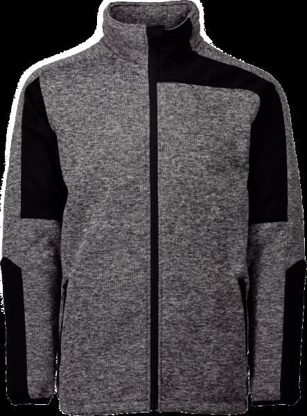 Stricksweater Gesto dunkelgrau