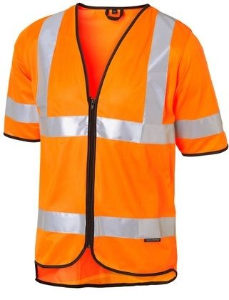 Wexman Warnweste High-Vis Pro orange Kl.3