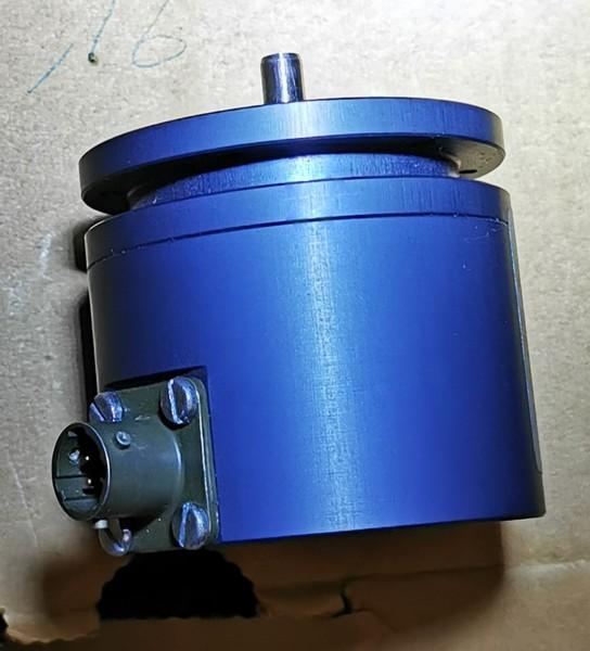 Längenmessgeber Valmet 100 ppr Welle 6 mm