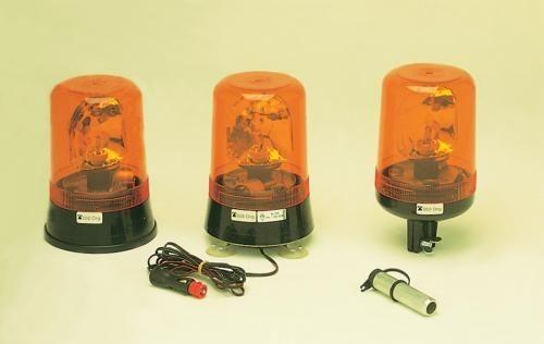 Ersatzglas Rundumleuchte orange
