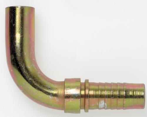 """90° Rohrstutzen 16 mm 1/2"""" schraubbar"""