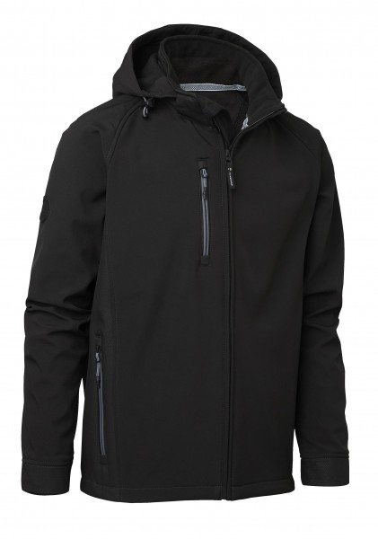 Wexman Jacke Tactical Softshell Carbon Pro