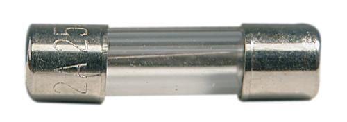 Glassicherung 8Ax20mm/100 Stk