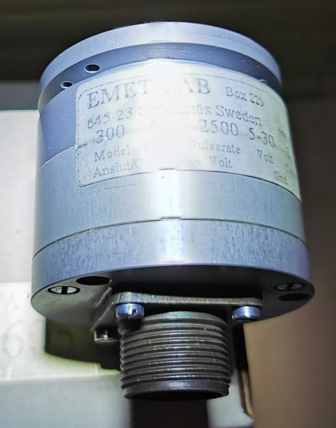 Durchmessergeber Skogsjan 2500 ppr Welle 6 mm