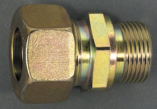 Adapter 10-S M18x1/4""