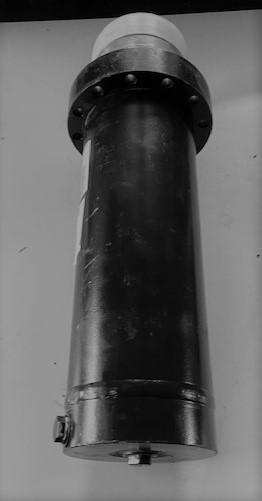 Schwenkzylinderrohr Loglift 210V 220