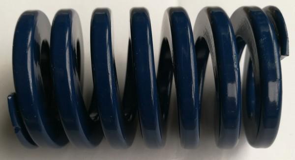 Druckfeder blau LogMax 6000/7000