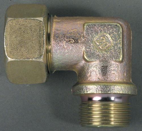 """90° Adapter 28-L M36x1"""""""