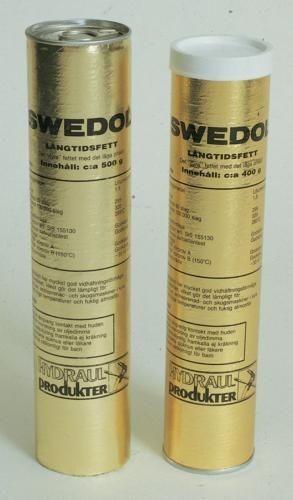 Swedol Langzeitfett 400 g Kartusche