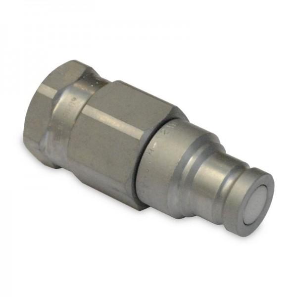 Schnellkupplung staubfrei Stecker BSP x metrisch AG
