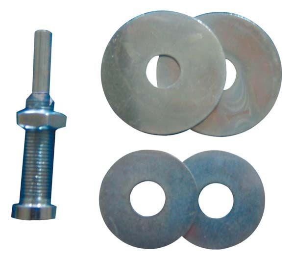 Spindel DU 6 mm