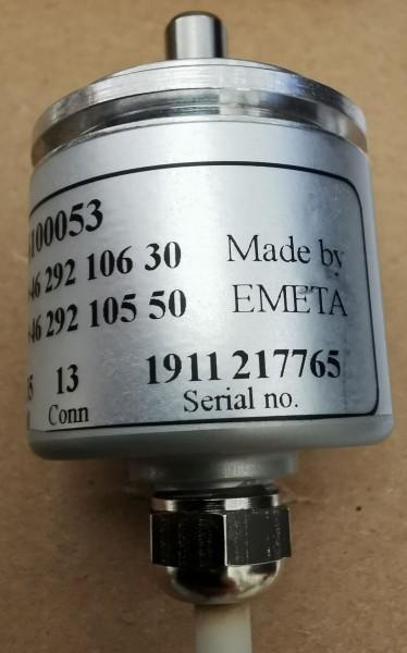 Durchmessergeber Rottne 1000 ppr Welle 6 mm