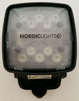 LED 12-24V 42W WideFlood weit/schmal