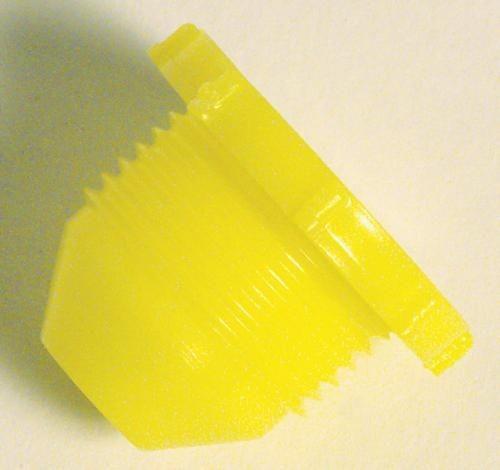Plastikstopfen JIC UNF 10 Stk