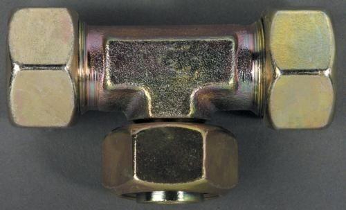T-Adapter 12-S - M20 stellbar