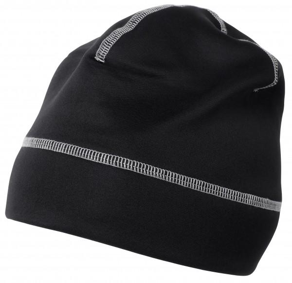 Wexman Comfort Stretch Mütze schwarz