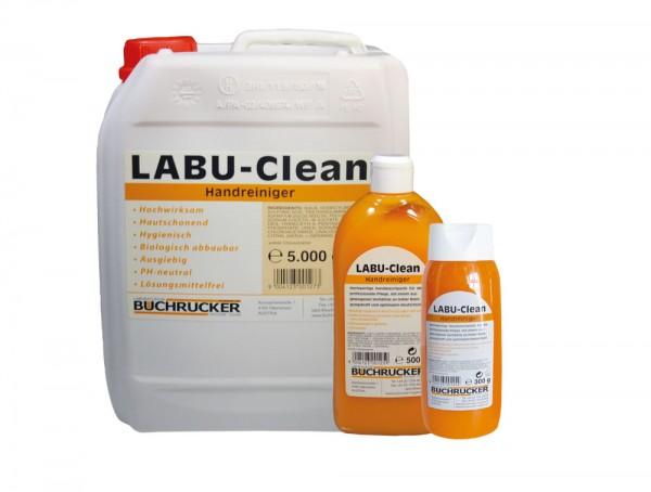 Handreinigungsmittel LABU-Clean