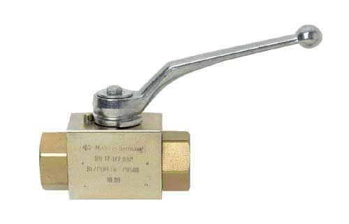 Absperrventil 12L-M18