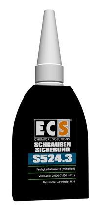 ECS Schraubensicherung mittelfest 50 g