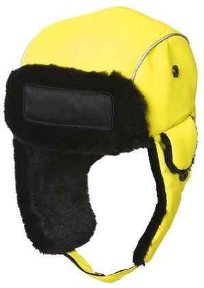 Wexman Bombermütze gelb/schwarz