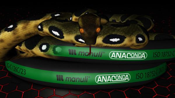 """Manuli ANACONDA 4Lagen 420 bar 1"""""""