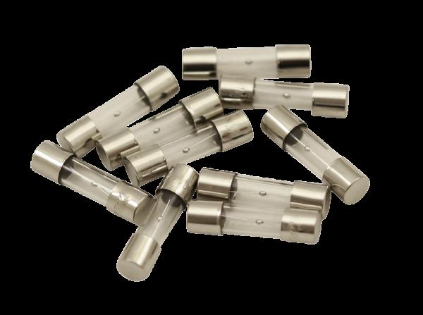 Glassicherung 6,3Ax5.0x20mm/10 Stk