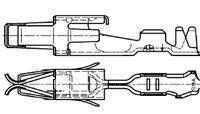 AMP JPT Kontakt 0,5-1,0mm²