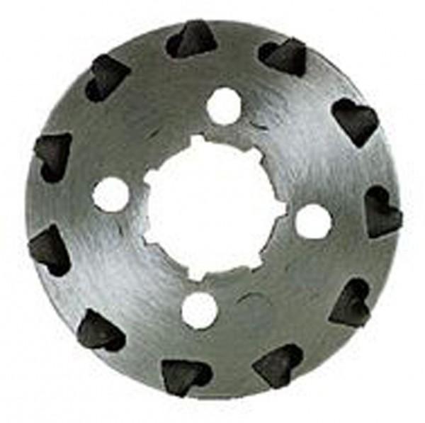Ringkettenrad 12 Z DU 22,5 mm