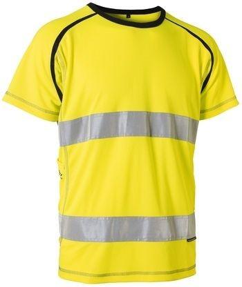 Wexman Signal-T-Shirt High-Vis Pro gelb Kl. 2