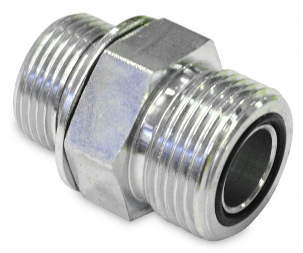 Adapter ORFS AG x BSP AG O-Ring