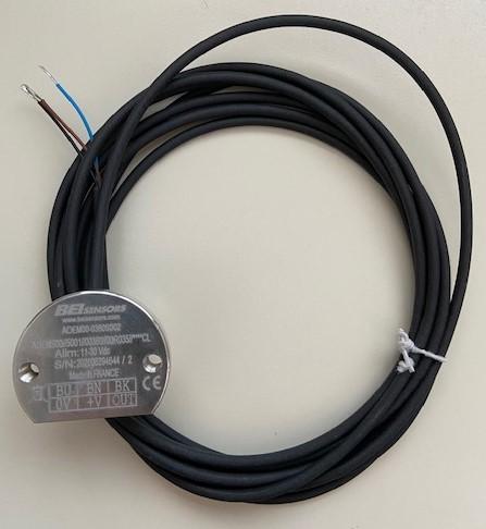 Sensor Sägeschwertbegrenzung John Deere