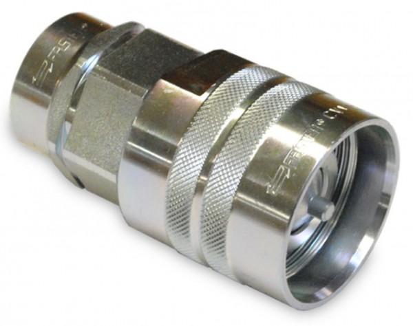 Schraubschnellkupplung Stecker metrisch IG