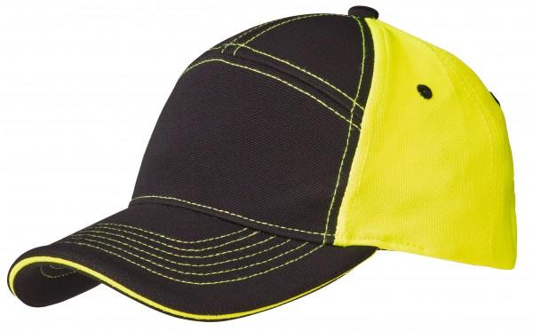 Wexman Kappe Kontrast gelb/schwarz