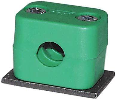 Rohrklammer 23 mm