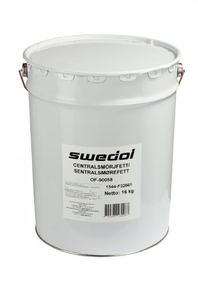 SWEDOL Zentralschmierfett 16 kg